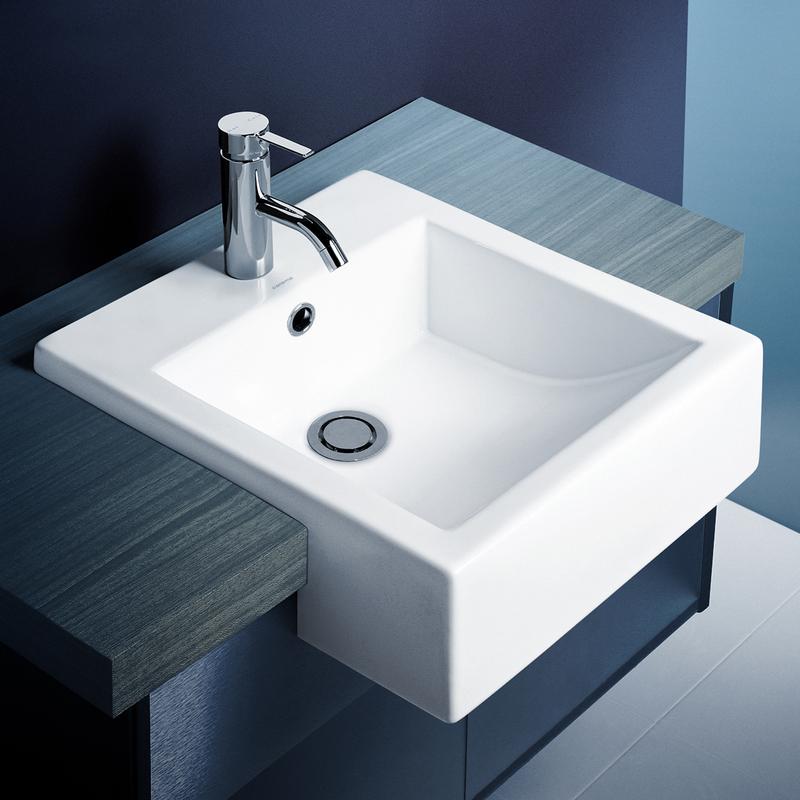 Caroma 嵌入式半嵌面盆 661205w 衛浴台灣