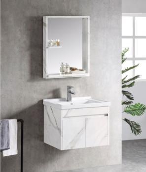 VOMLA VM3058W-60 不鏽鋼浴櫃組-60(不含鏡子)