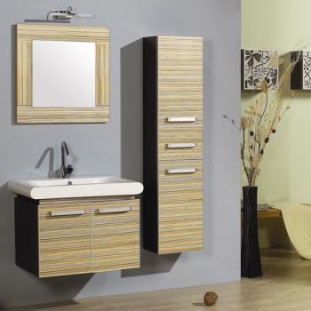Aquarius  斑馬紋浴櫃組  64F