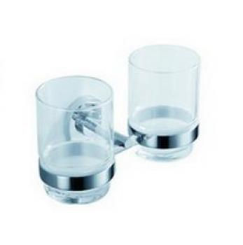 Yatin 雅鼎衛浴  玻璃雙杯  7008-15