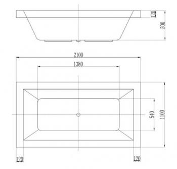 ARTO  浴缸/空缸  AR-JS-210A