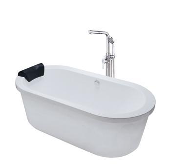 凱撒衛浴  獨立浴缸 AT6170