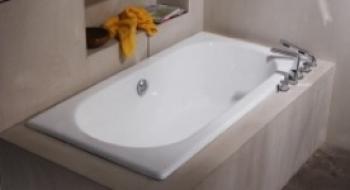 BRAVAT 鑄鐵浴缸  B24510W