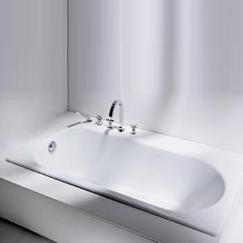 BRAVAT 鑄鐵浴缸  B24710W