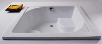 BRAVAT 壓克力浴缸  B25310W