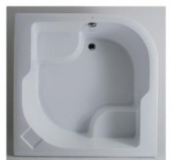 BRAVAT 壓克力浴缸  B25510W