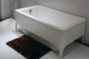 BRAVAT 獨立浴缸  B25515W-1WT