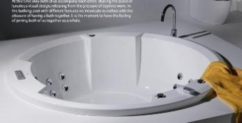 BRAVAT 按摩浴缸  B25615W-4
