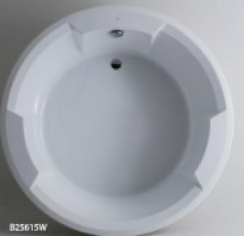 BRAVAT 壓克力浴缸  B25615W