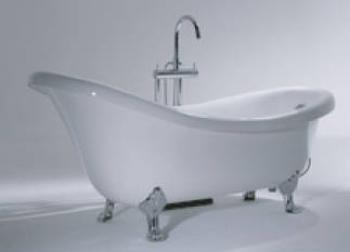BRAVAT 古典浴缸  B25709W-B