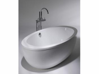 BRAVAT 壓克力獨立浴缸  B25712W-1