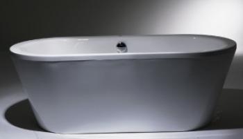 BRAVAT 立式浴缸  B25801W-1