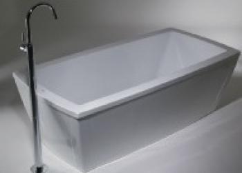 BRAVAT 立式浴缸  B25807W-1