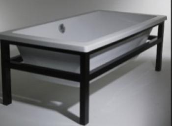 BRAVAT 立式浴缸  B25809W-B