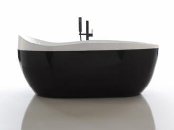 BRAVAT 獨立浴缸  B25824W-1K