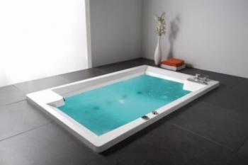BRAVAT 按摩浴缸  B25904W-4