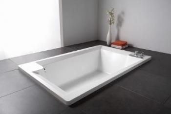 BRAVAT 壓克力浴缸  B25904W