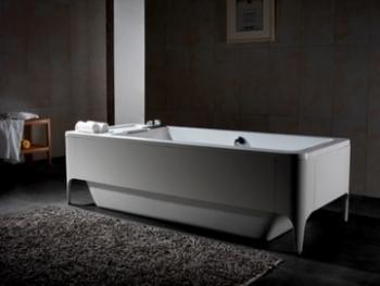 BRAVAT 立式浴缸  B25912W-1W
