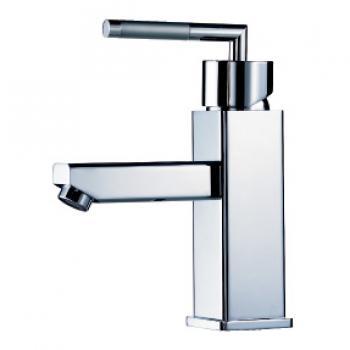 凱撒衛浴 鏡面單孔面盆龍頭 B410C