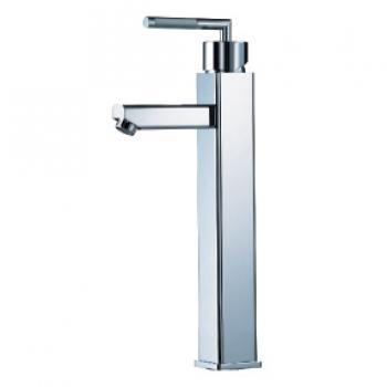 凱撒衛浴 加長鏡面單孔龍頭 B411C