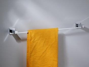 BRAVAT  單桿毛巾架   D7102C
