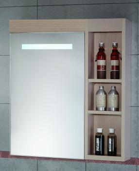 CORINS 白橡木色鏡櫃  DU-L75M_DU-L75ML