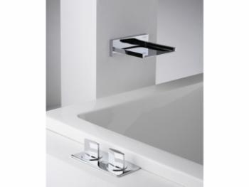 BRAVAT 二件式瀑布浴缸龍頭  FB62969C_FS105C