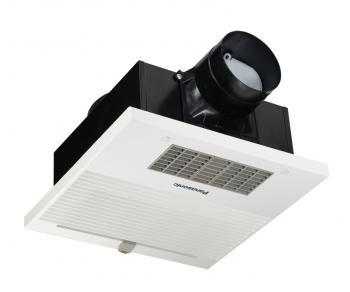 Panasonic  陶瓷加熱浴室暖風機  FV-27BG1W