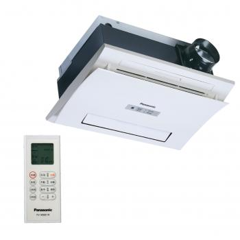 Panasonic  陶瓷加熱浴室暖風機  FV-40BE1WW