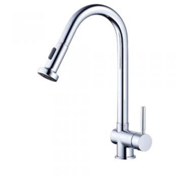 凱撒衛浴 立式伸縮廚栓 K021C