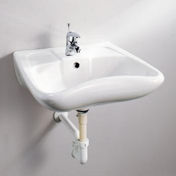 HCG 和成衛浴 壁掛式面盆 L201S-3188