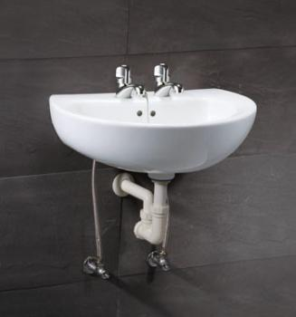 凱撒衛浴 壁掛式面盆 L2150DH-B101CD