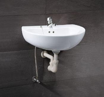 凱撒衛浴 壁掛式面盆 L2150H-B101CS