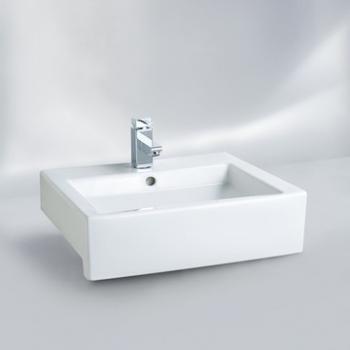 HCG 和成衛浴 檯面式面盆 L55SAdb-4115N