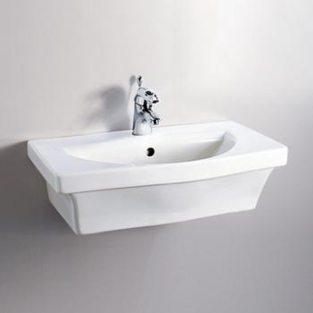 HCG 和成衛浴 壁掛式面盆 L618S-233