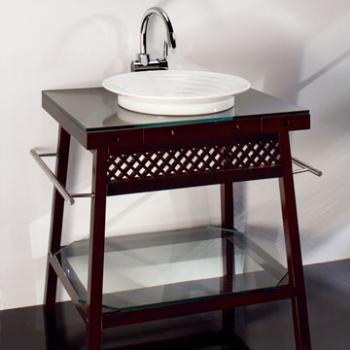 HCG 和成衛浴 檯面式面盆 LF105Adb-580
