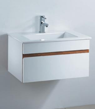 凱撒衛浴  一體瓷盆浴櫃組  LF5030A_B460C