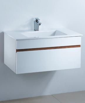 凱撒衛浴  一體瓷盆浴櫃組  LF5032A_B640C