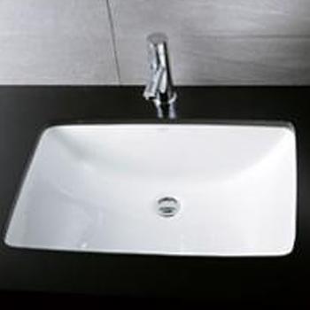 凱撒衛浴 嵌入式下嵌面盆 LF5119-B210C