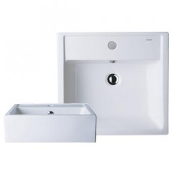 凱撒衛浴 檯面式立體面盆 LF5236