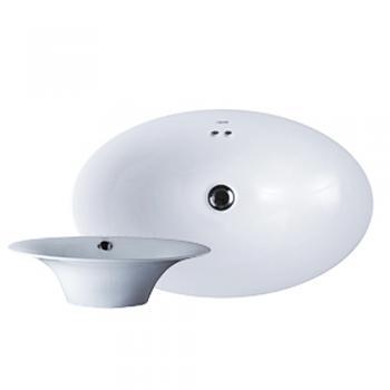 凱撒衛浴 檯面式立體面盆 LF5248