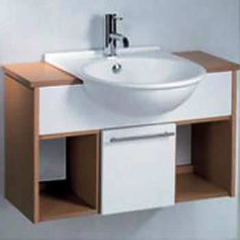 凱撒衛浴  檯面式瓷盆浴櫃組  LF5302_EH280