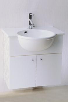 凱撒衛浴  檯面式瓷盆浴櫃組  LF5304_EH165