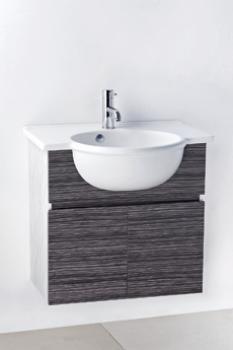 凱撒衛浴  檯面式瓷盆浴櫃組  LF5304_EH165A