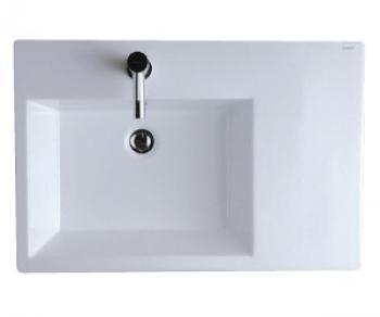 凱撒衛浴 台面式瓷盆  LF5316