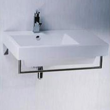 凱撒衛浴  台面式瓷盆不鏽鋼架組  LF5316_SB016