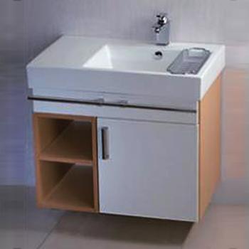 凱撒衛浴  檯面式瓷盆浴櫃組  LF5318_EH175R