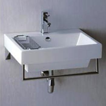 凱撒衛浴  台面式瓷盆不鏽鋼架組  LF5320_SB020