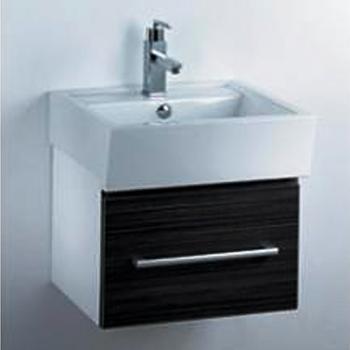 凱撒衛浴  方形半崁盆浴櫃組  LF5338_EH335