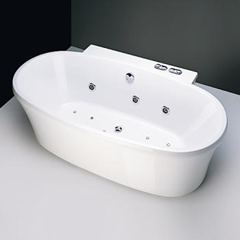 MOGEN 獨立浴缸/按摩浴缸  Delicate  MBS06A